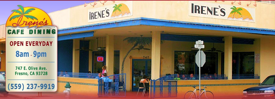 Ireneu0027s Cafe   Fresno CA | Breakfast Lunch Dinner Catering U0026 Take Out